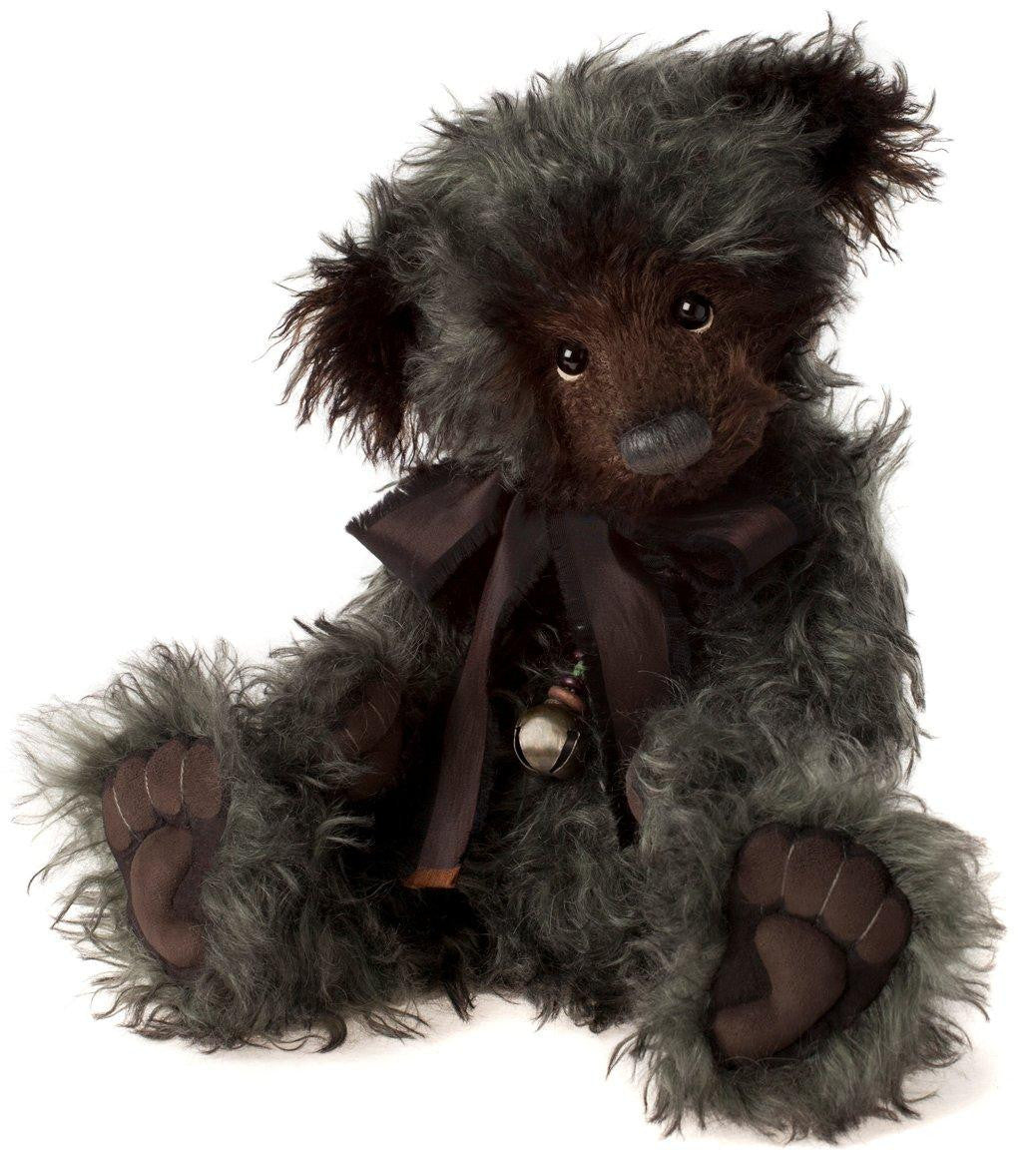 Charlie Bears Jack Dusty Teddy Bear Isabelle Collection
