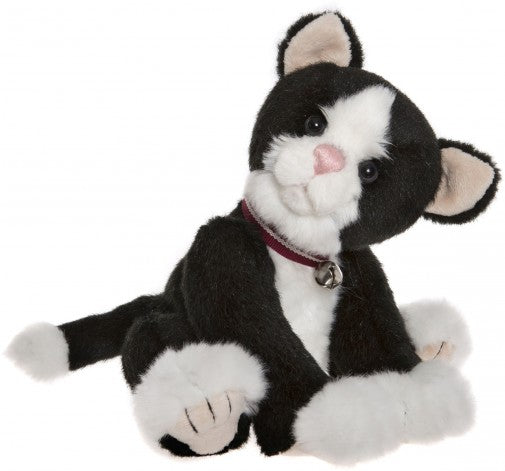 Jinksy Kitty Cat Stuffed Animal