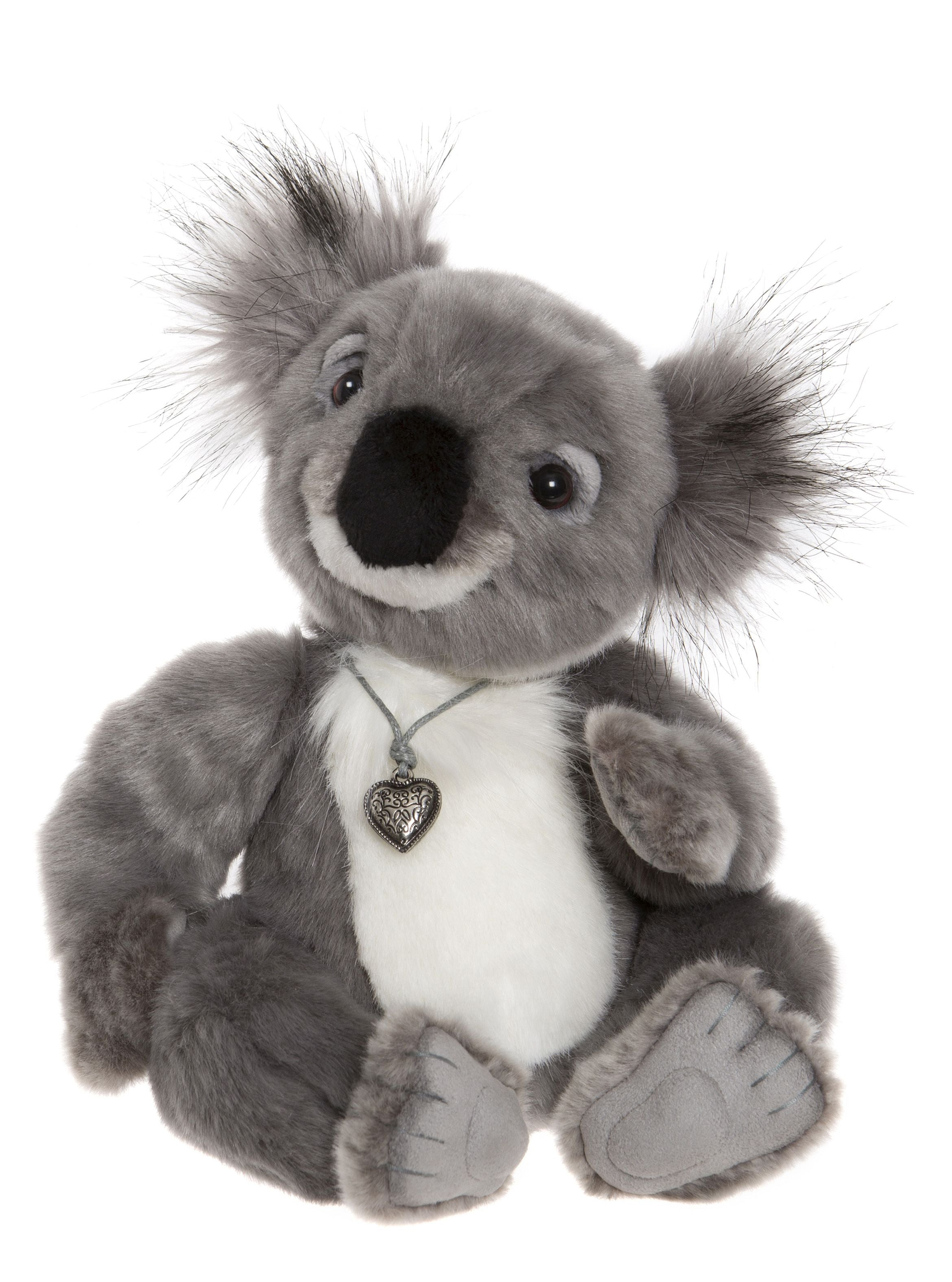 Charlie Bears Kayla Koala Stuffed Animal