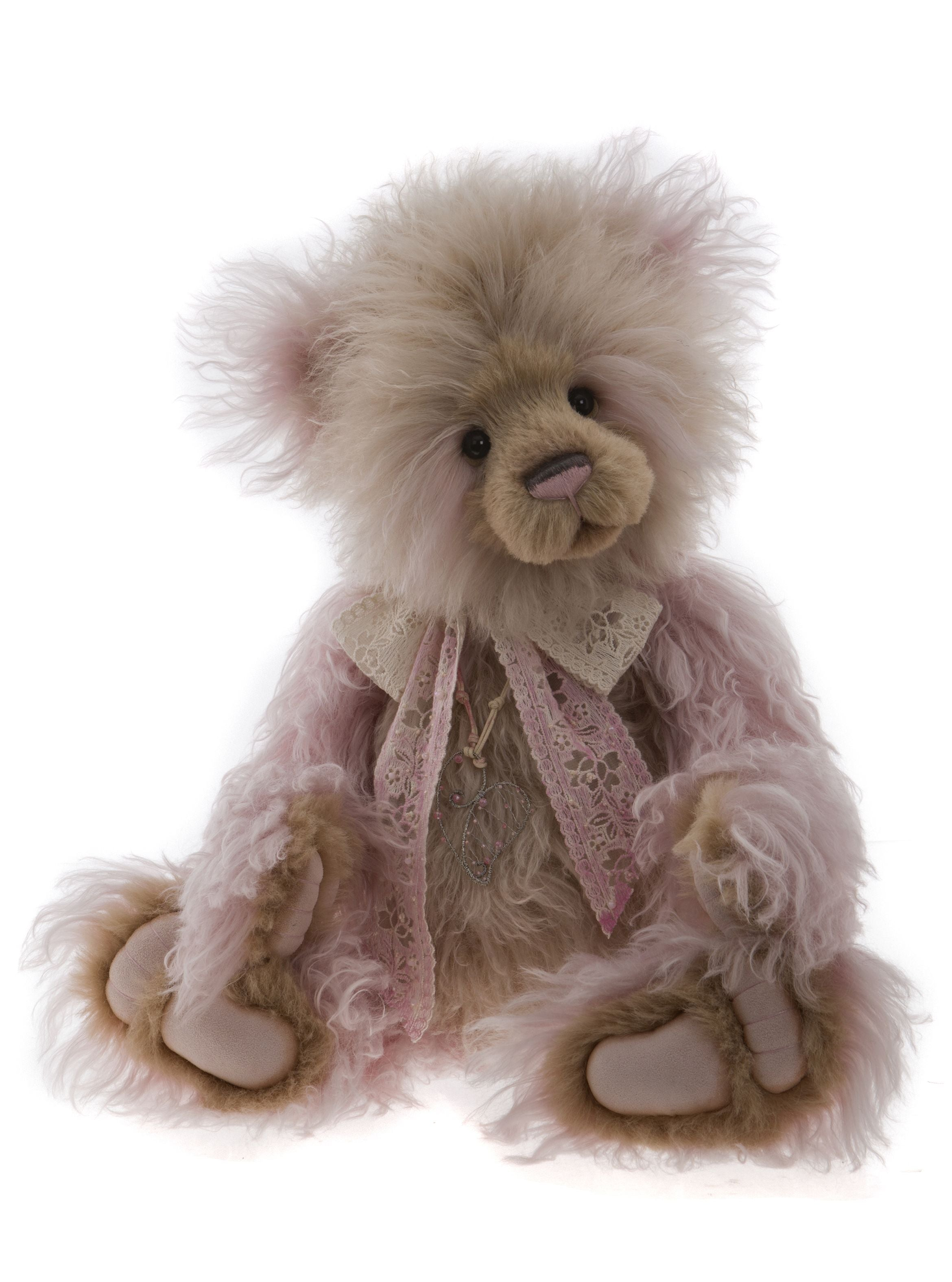 Charlie Bears L'amour Bear
