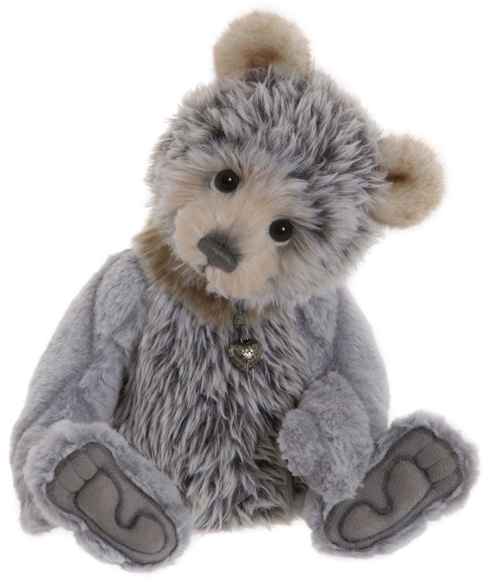 Charlie Bears Miles Teddy Bear