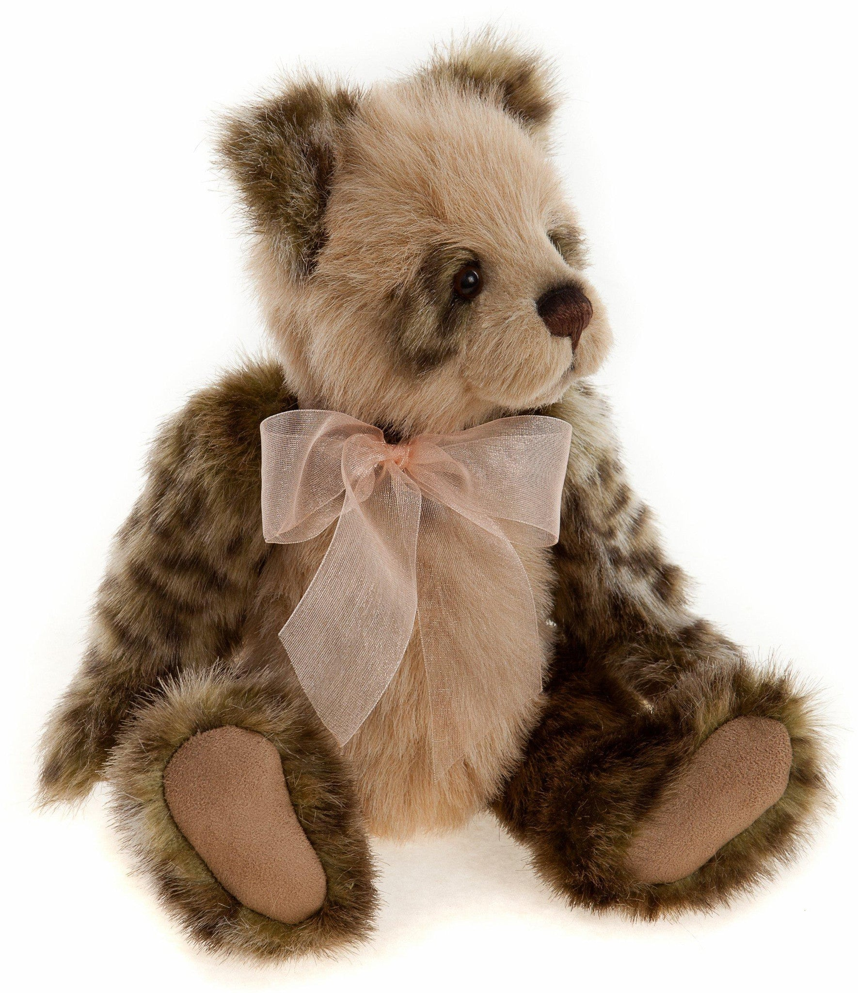 Charlie Bears Olive Teddy Bear