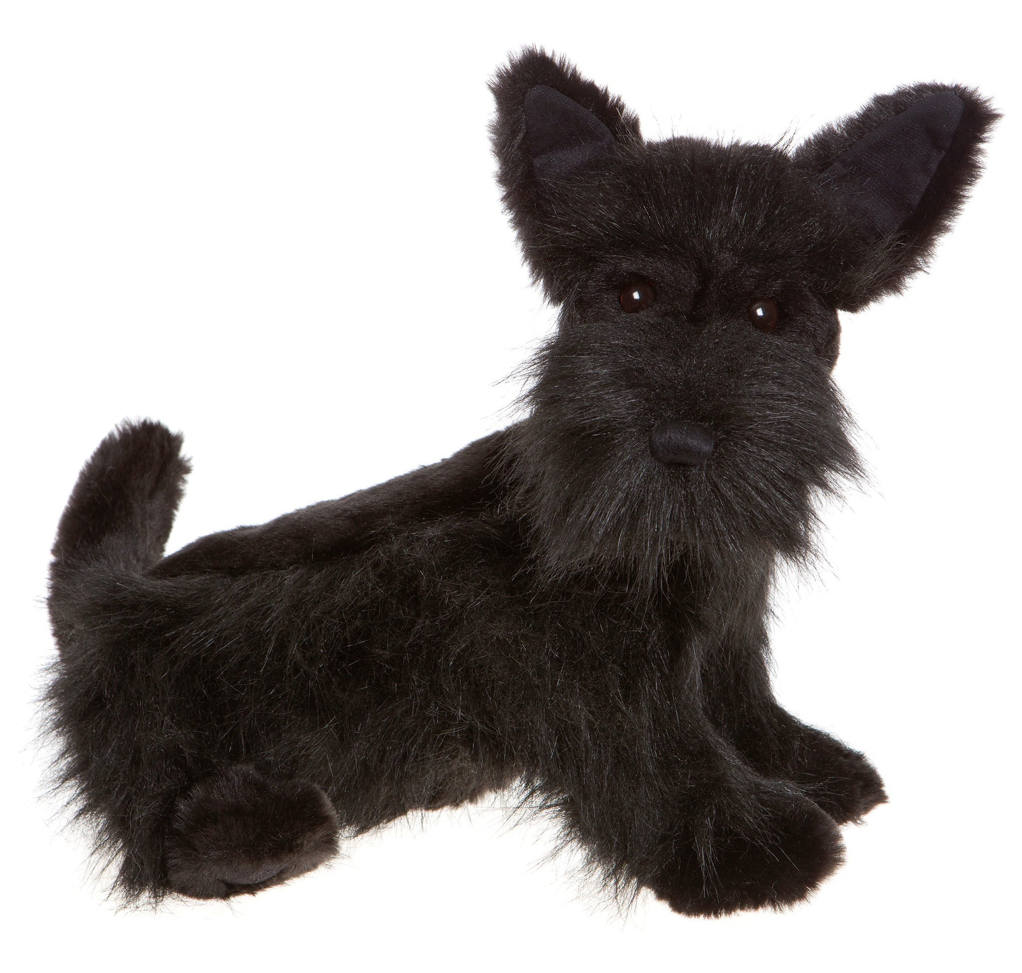 Scottie Dog Stuffed Animal by Charlie Bears