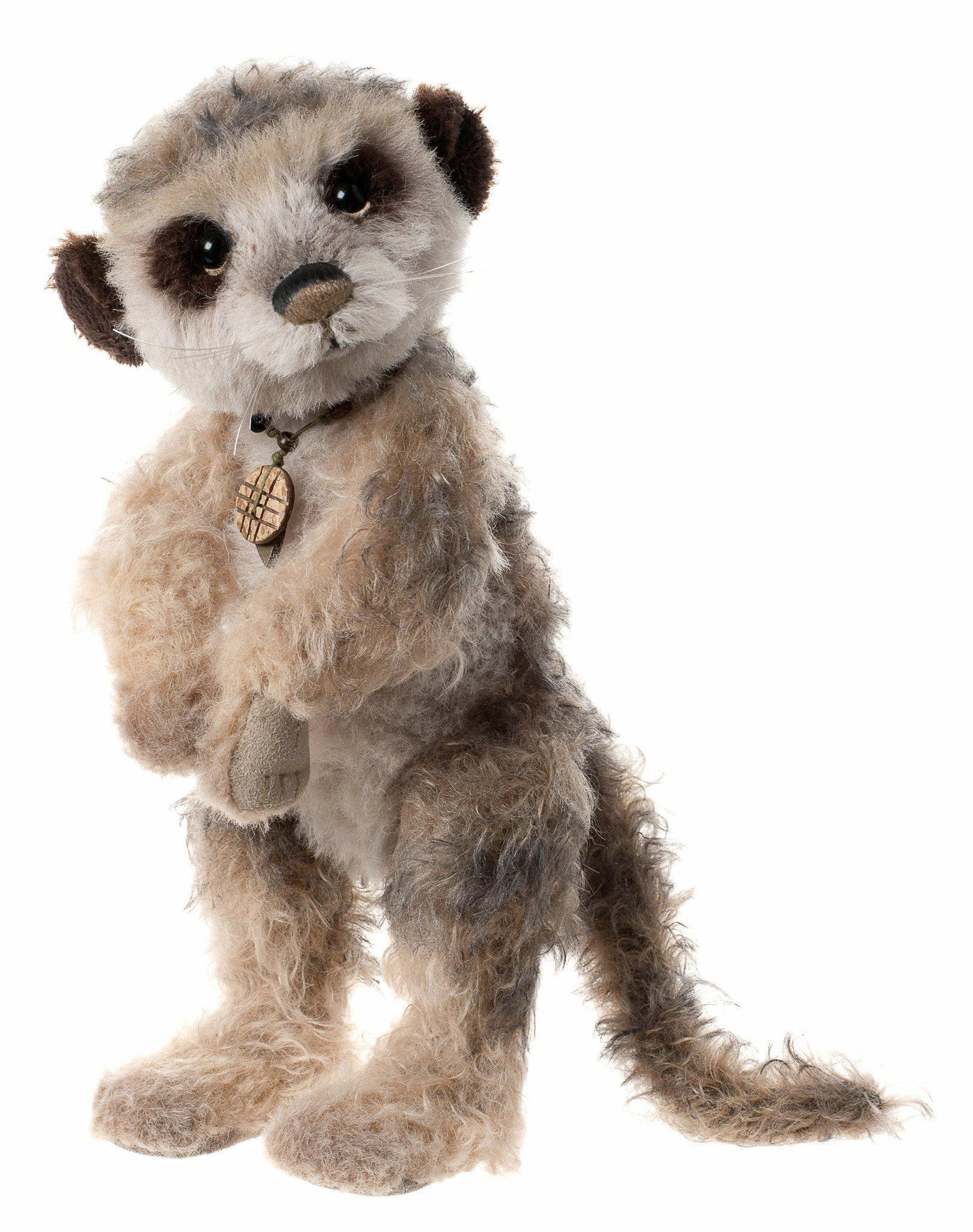 Charlie Bears Seeker Meerkat Isabelle Collection