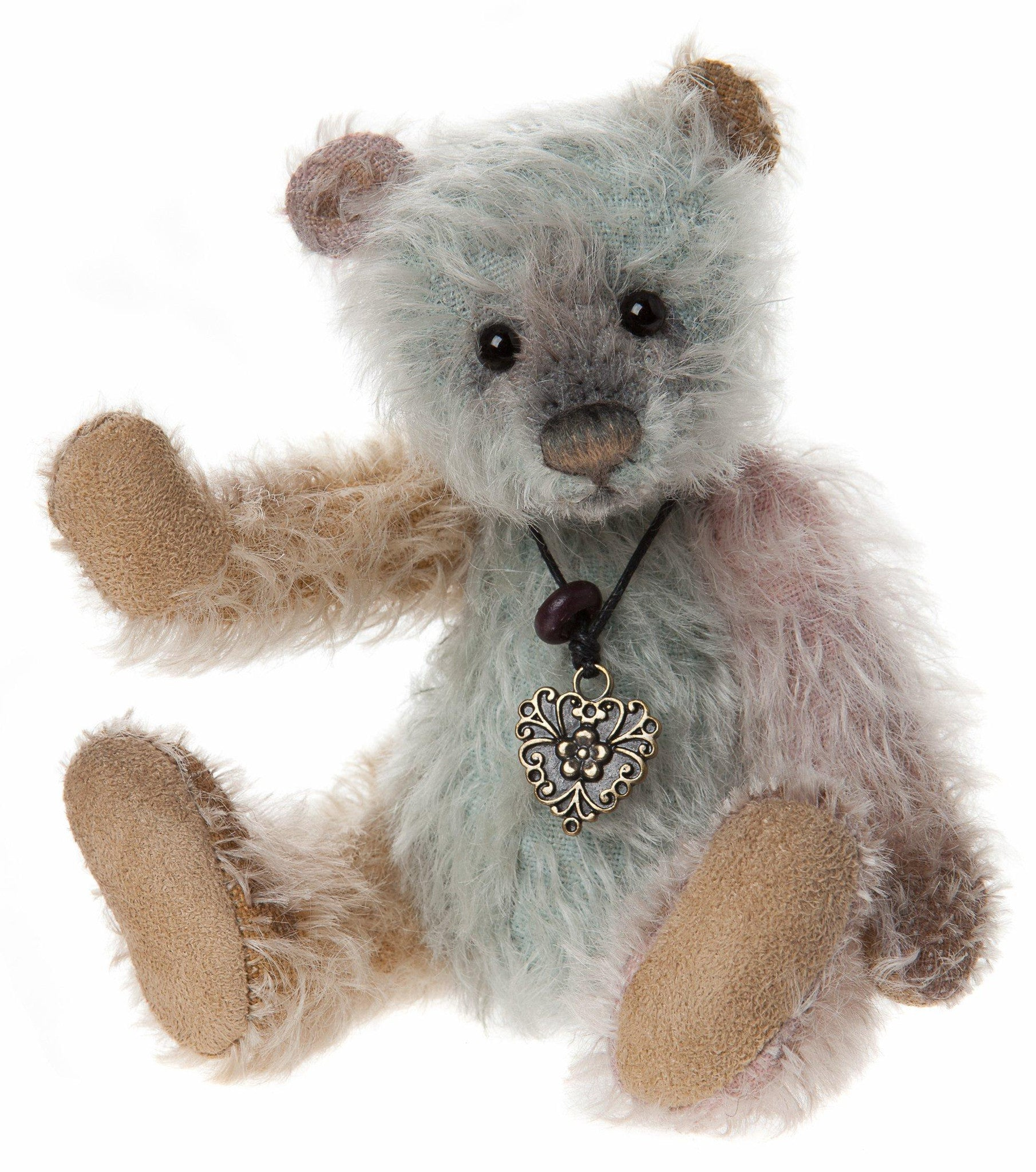 Charlie Bears Weeney Tiny Mohair Teddy Bear
