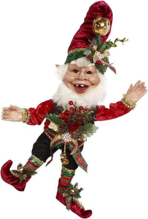Mark Roberts Christmas Caroling Elf - 17""