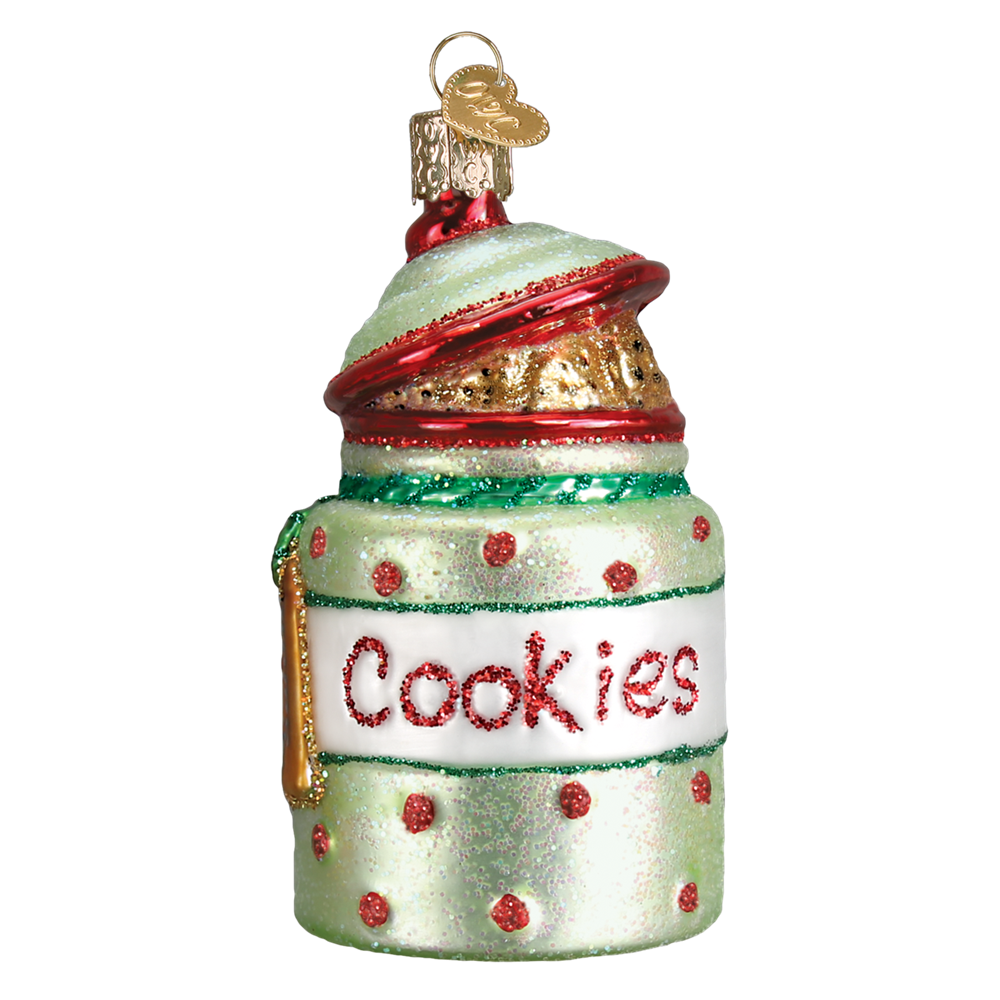 Cookie Jar Christmas Ornaments