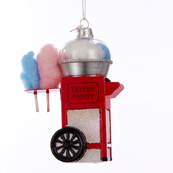 Cotton Candy Machine Ornament