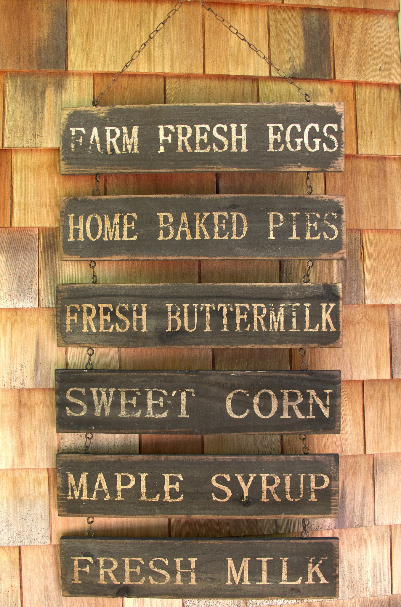 Country Farm Stand Sign
