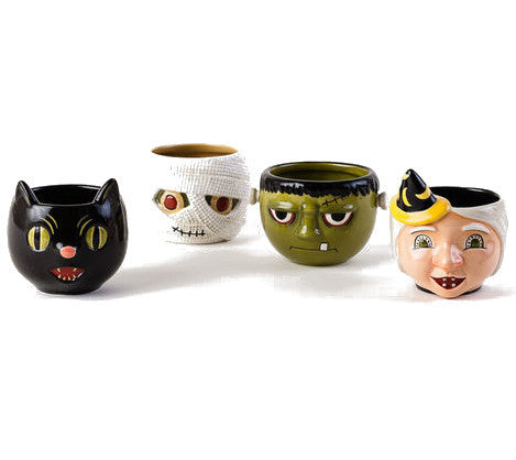 Cute Halloween Party Cups
