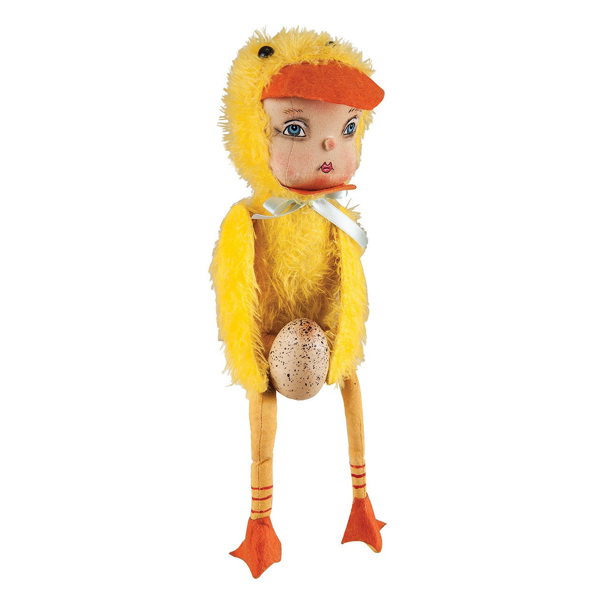 Dolly Duck Doll - Joe Spencer Easter