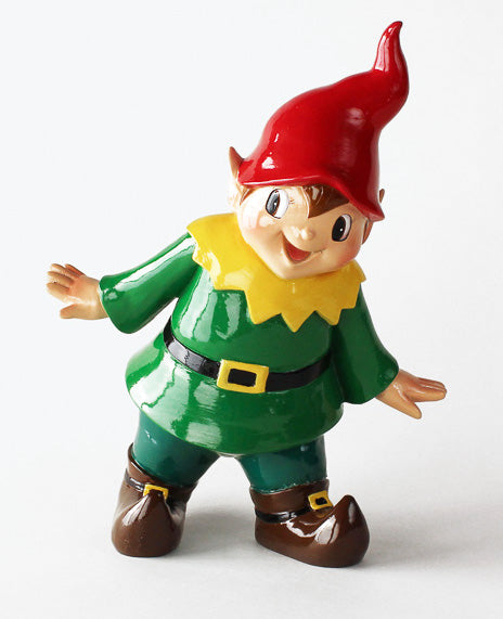 Retro Elf FIgurine