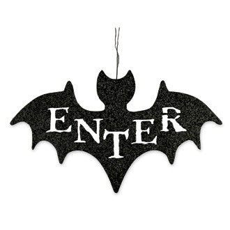 Enter Bat Sign