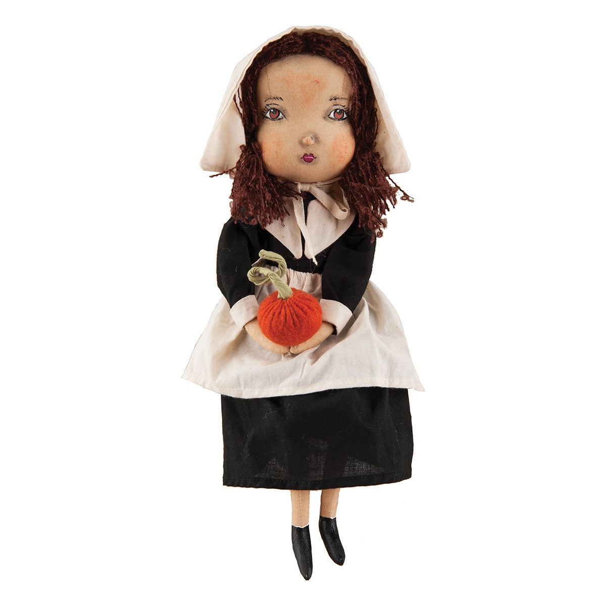 Eve Pilgrim Doll - Joe Spencer Thanksgiving Dolls