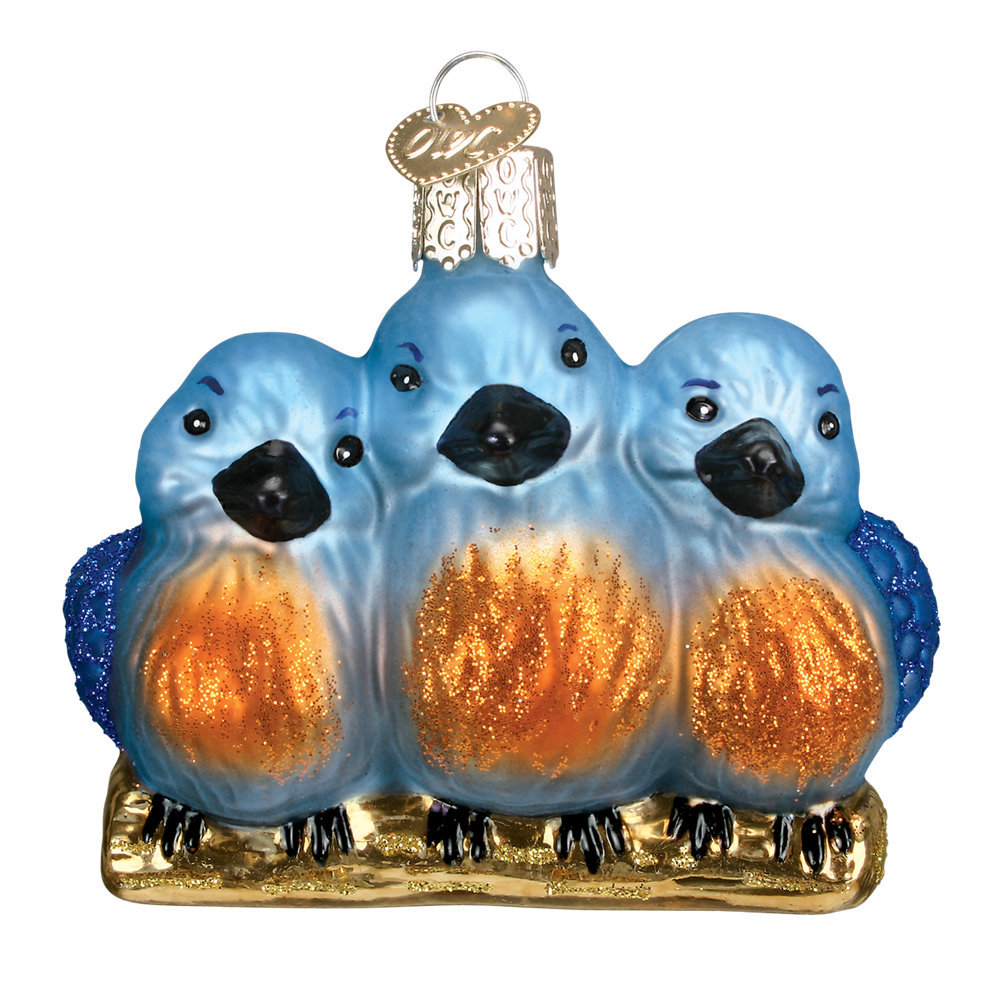 Feathered Friends Ornament by Old World Christmas
