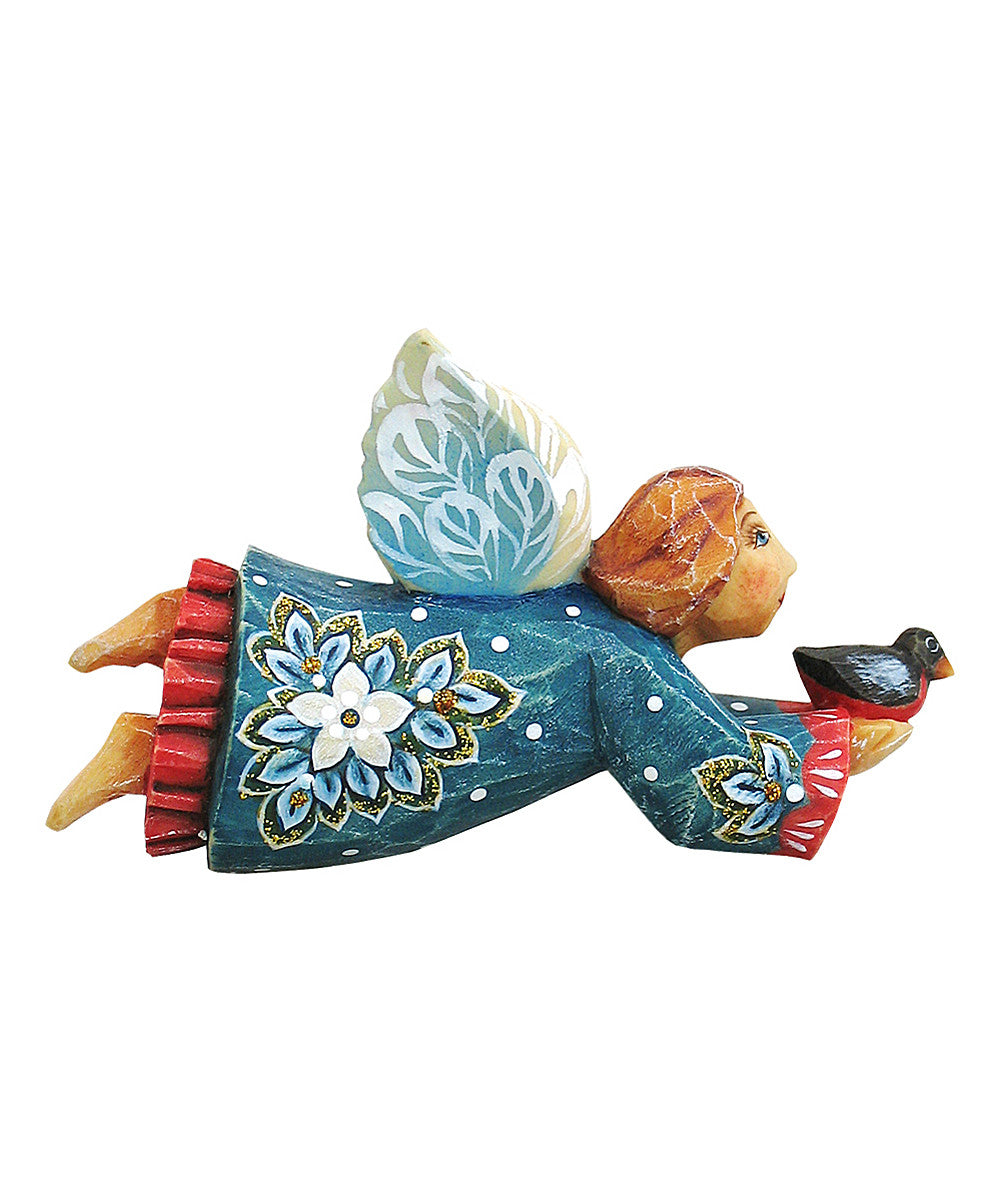 Christmas Ornament Angels From Office Supplies: G. Debrekht - TheHolidayBarn.com