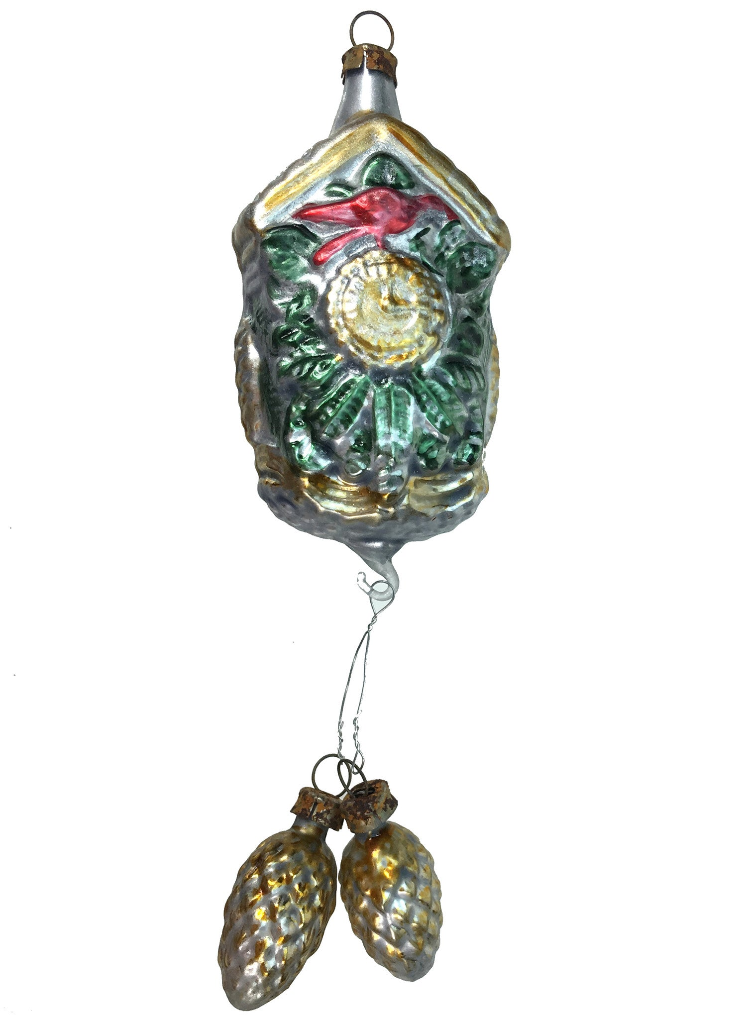vintage german ornament