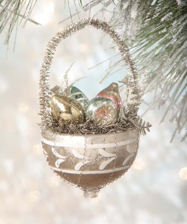 Bethany Lowe Glass Bobbles in Ornament