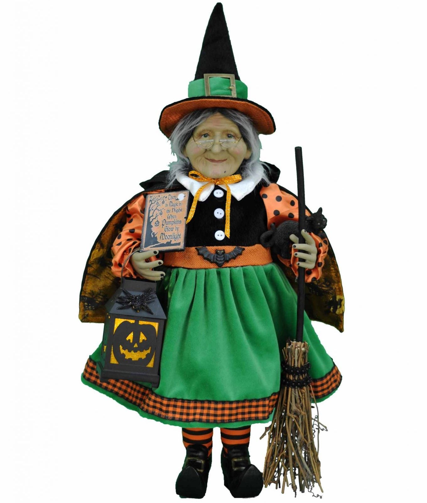 Granny Witch Doll - Grandma Witches
