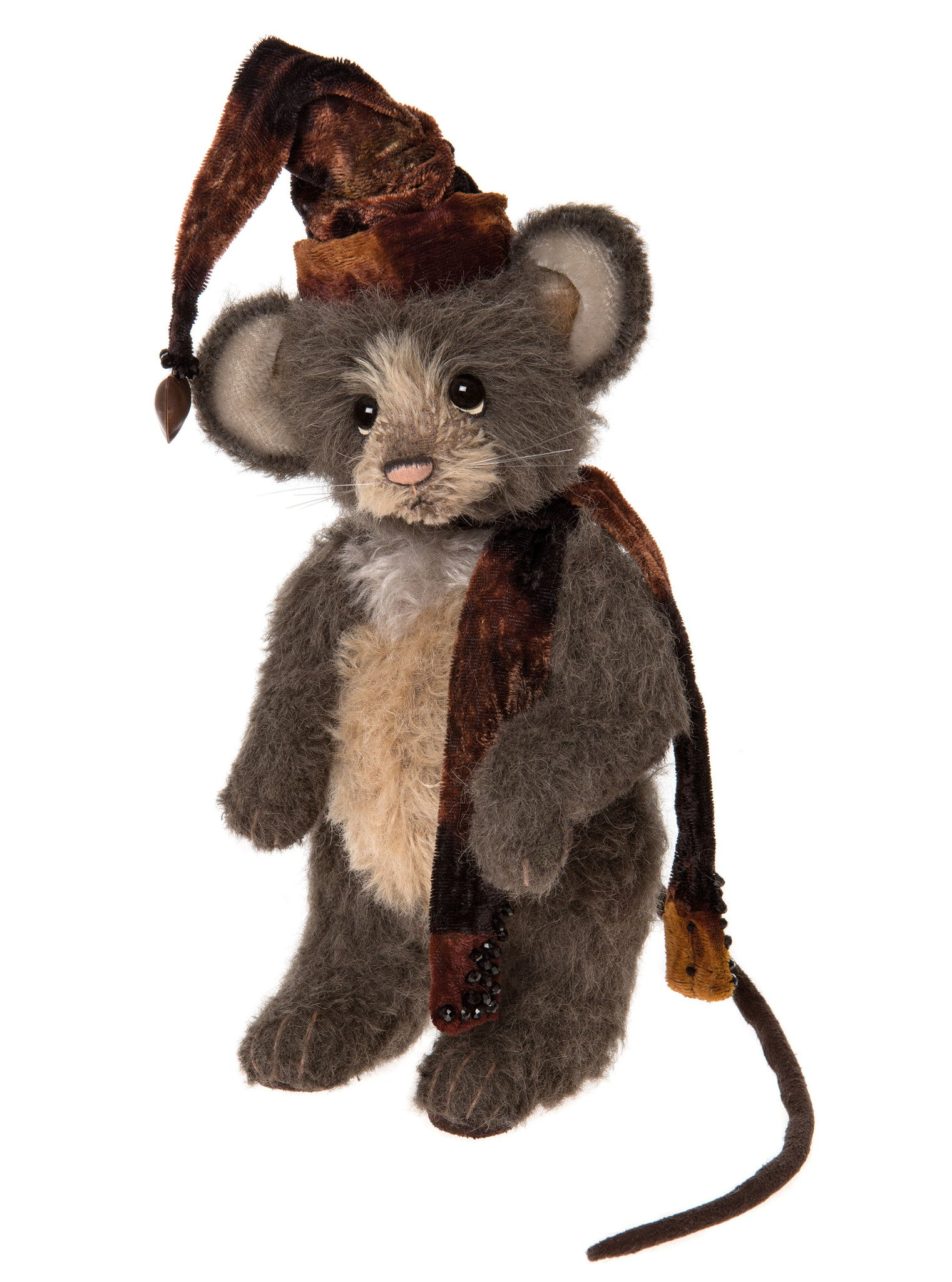 Charlie Bears Grotto Mouse
