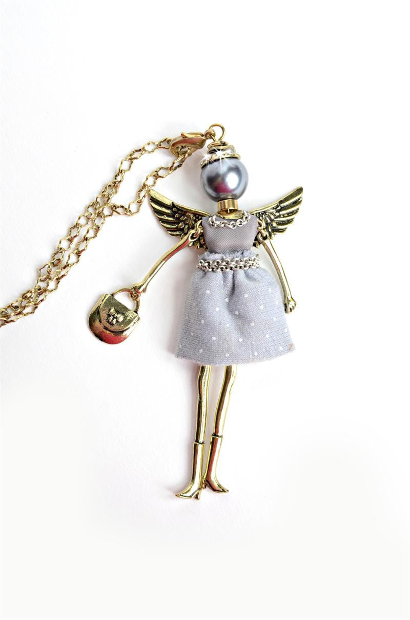 Guidance Angel Necklace