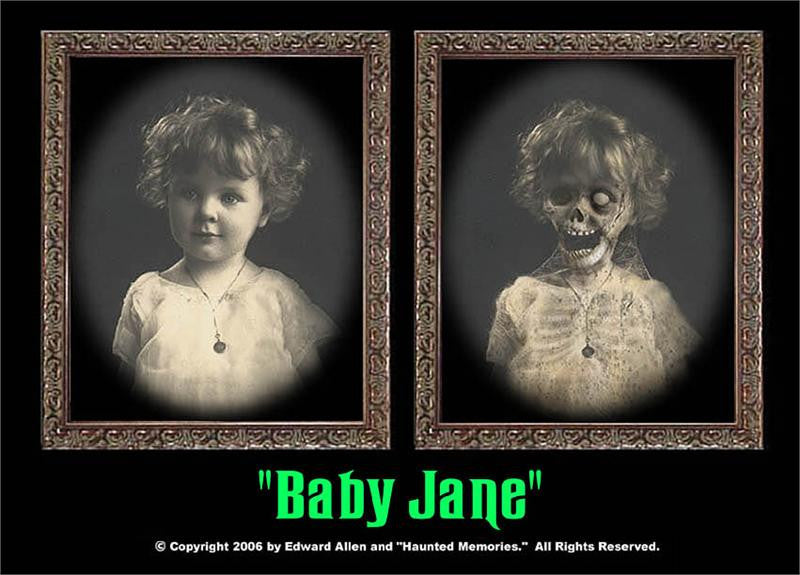 Baby Jane Changing Portrait