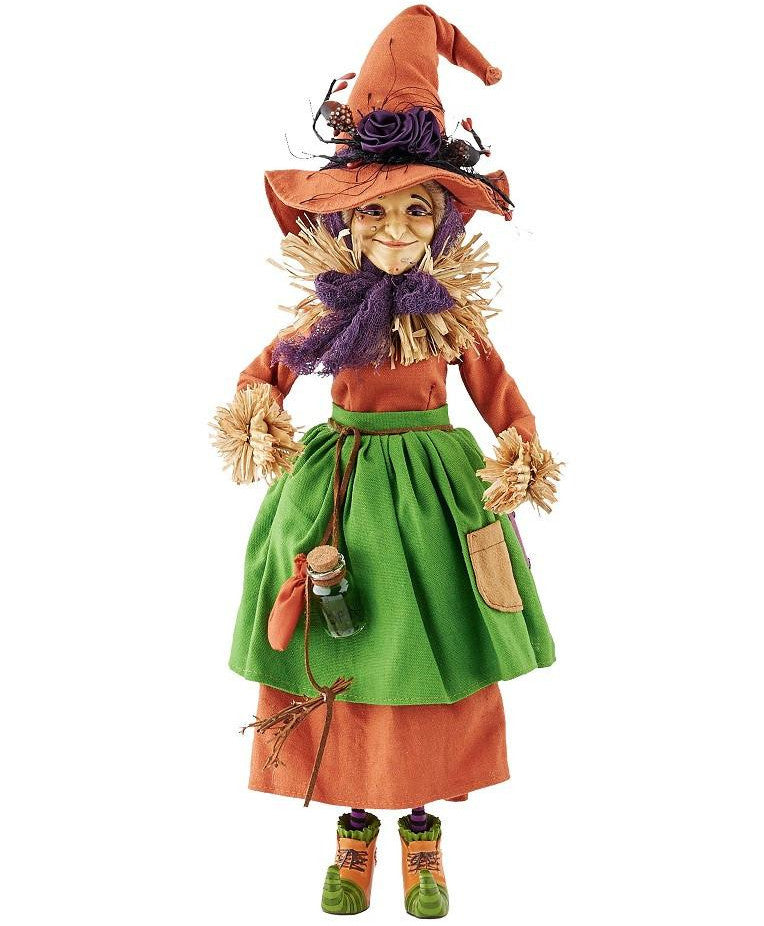 Hazel the Potion Witch Figurine by Department 56