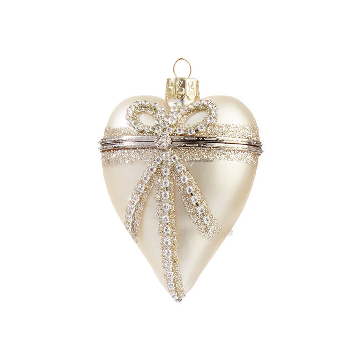 Heart Box Ornament