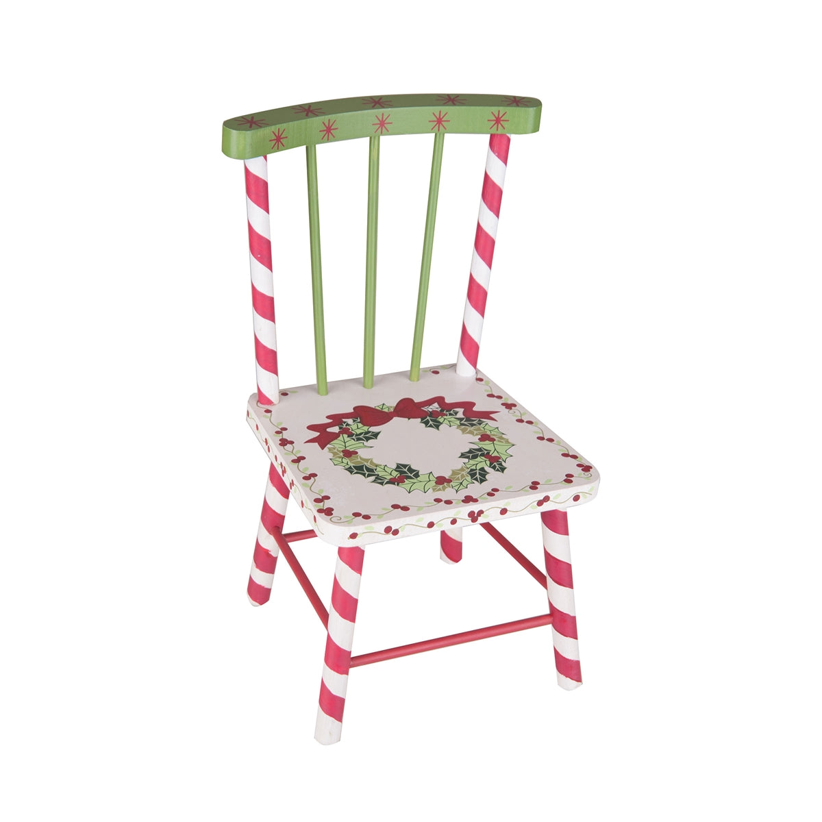 Christmas Doll Chair