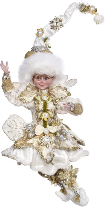 Mark Roberts Holly Pearl Princess Fairy - 10""