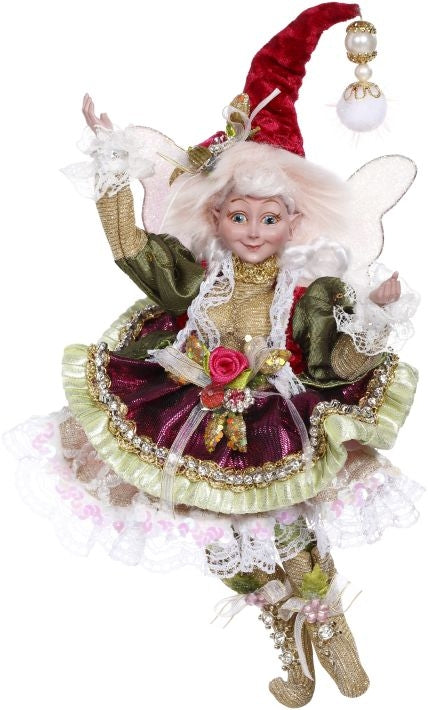 Mark Roberts Holly Rose Princess Fairy - 9""
