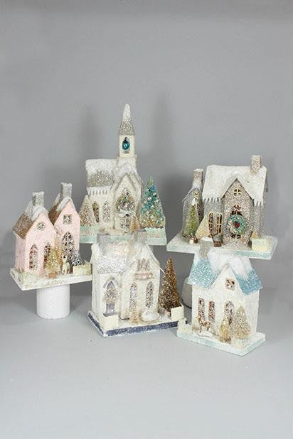 Frosty Abode Collection
