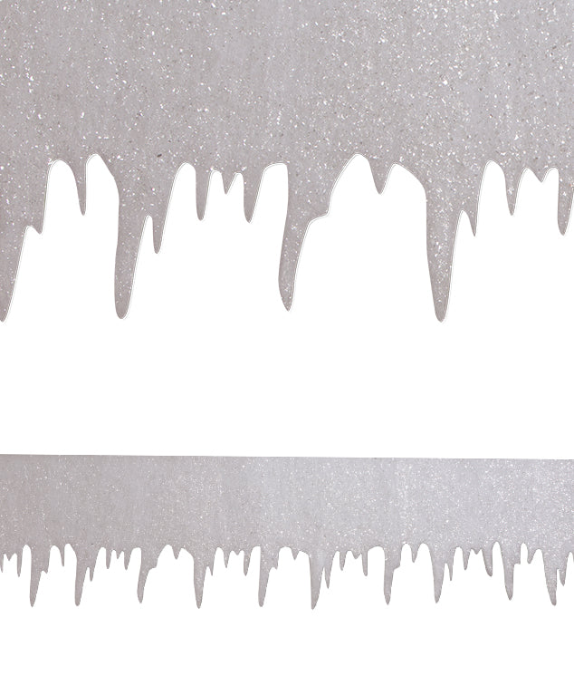 Icicle Mantle Cover