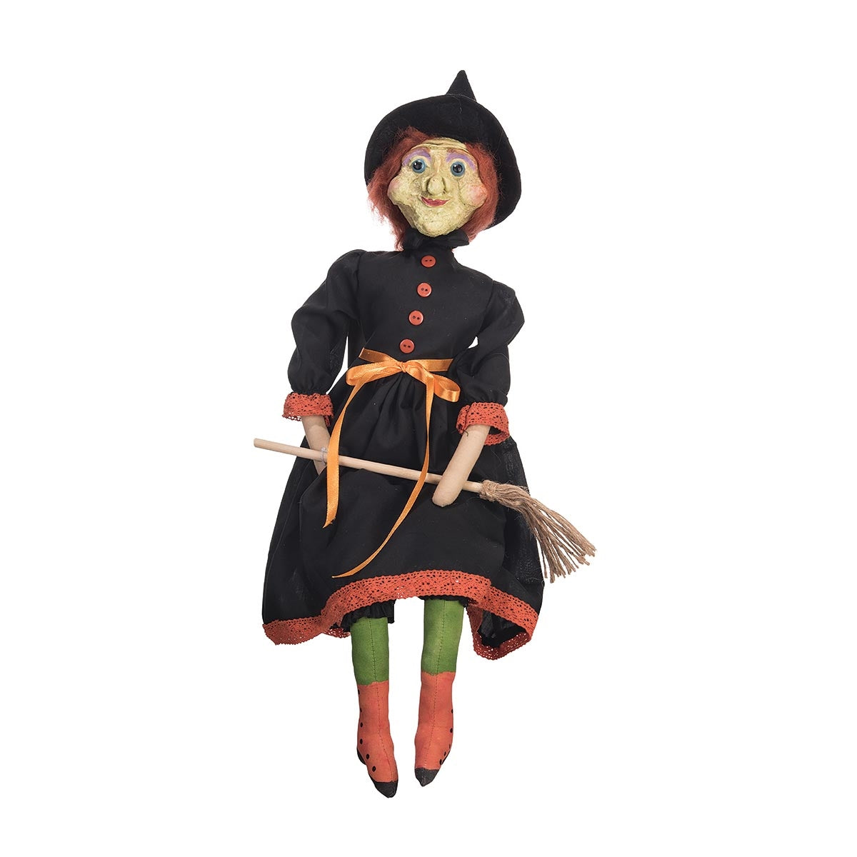 Jasleen Witch Doll