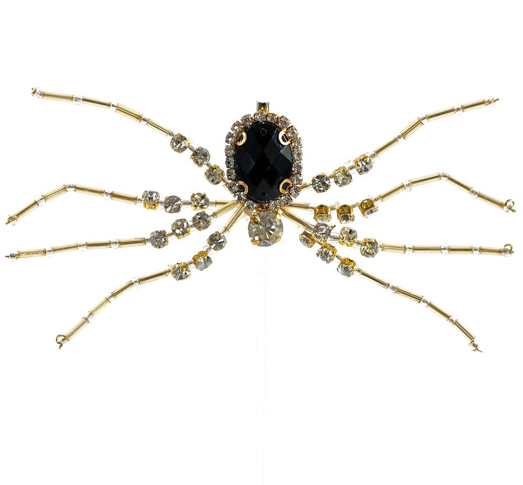 Katherine's Collection Jeweled Spider Clip