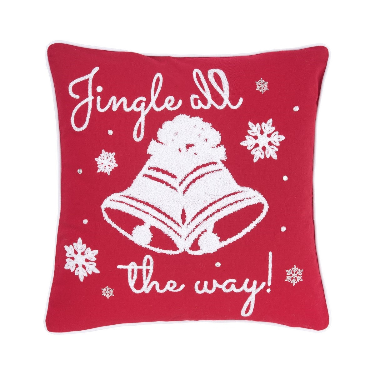 Jingle All the Way Pillow