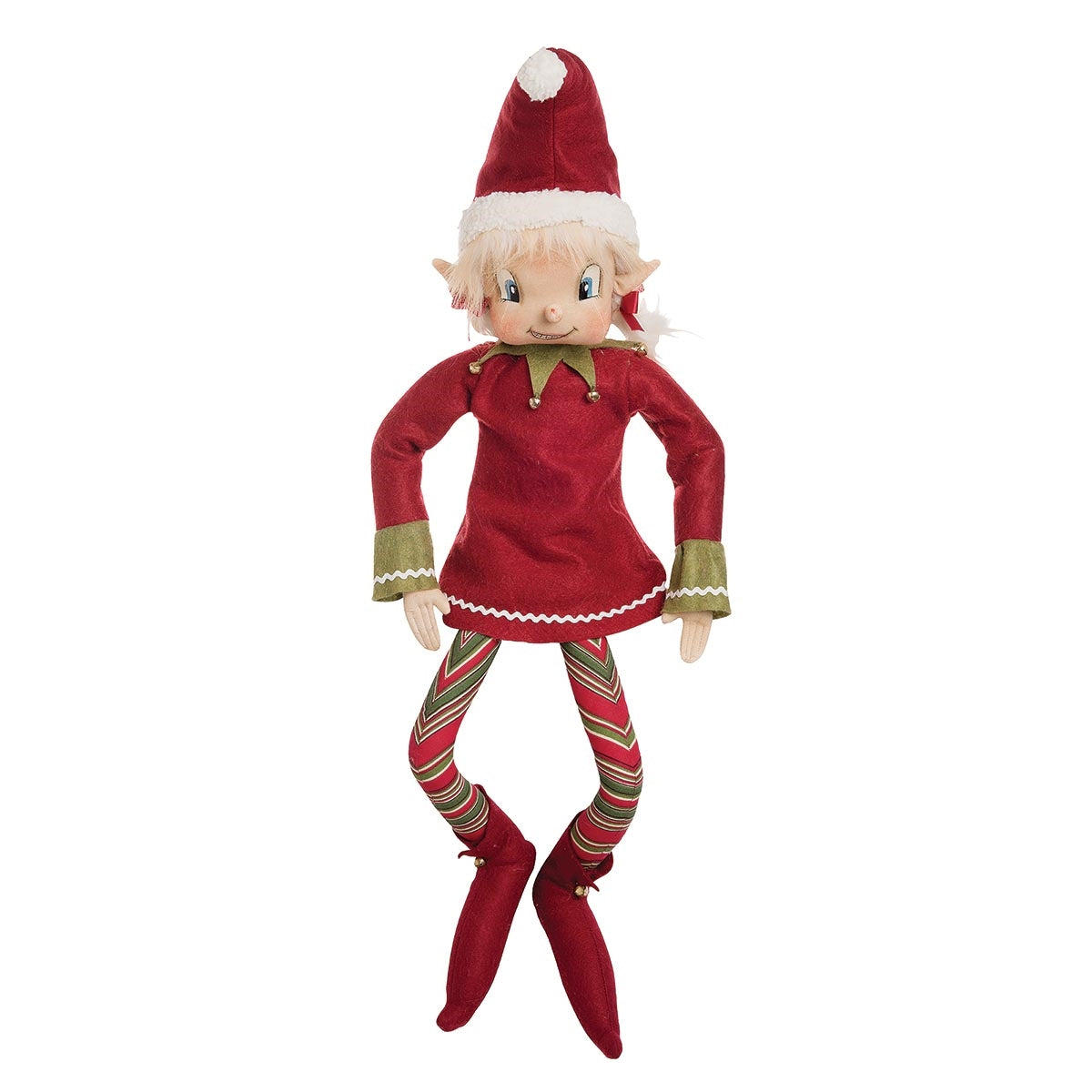 Joe Spencer Aggie Elf Doll - Christmas 2019