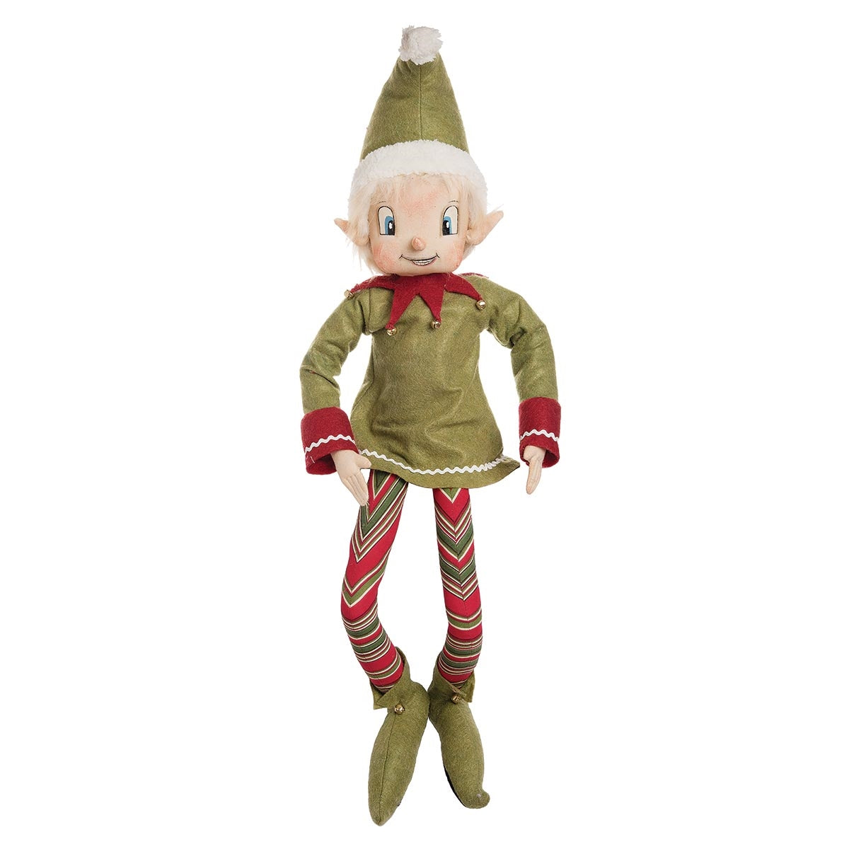 Joe Spencer Alfie Elf Doll - Christmas 2019