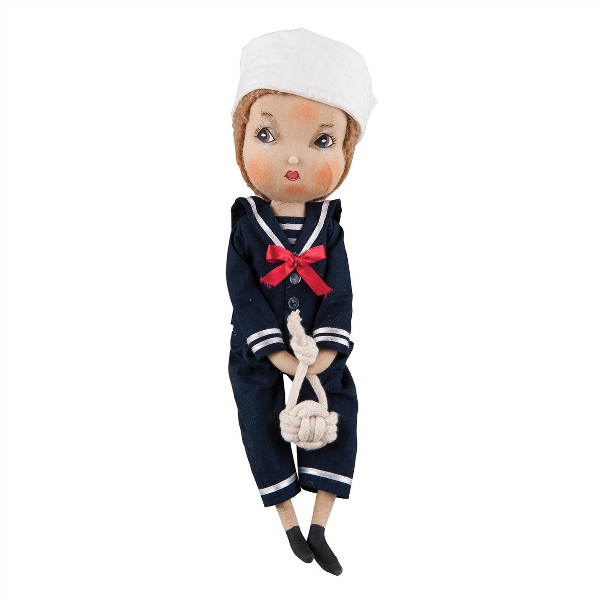 Joe Spencer Avery Sailor Doll