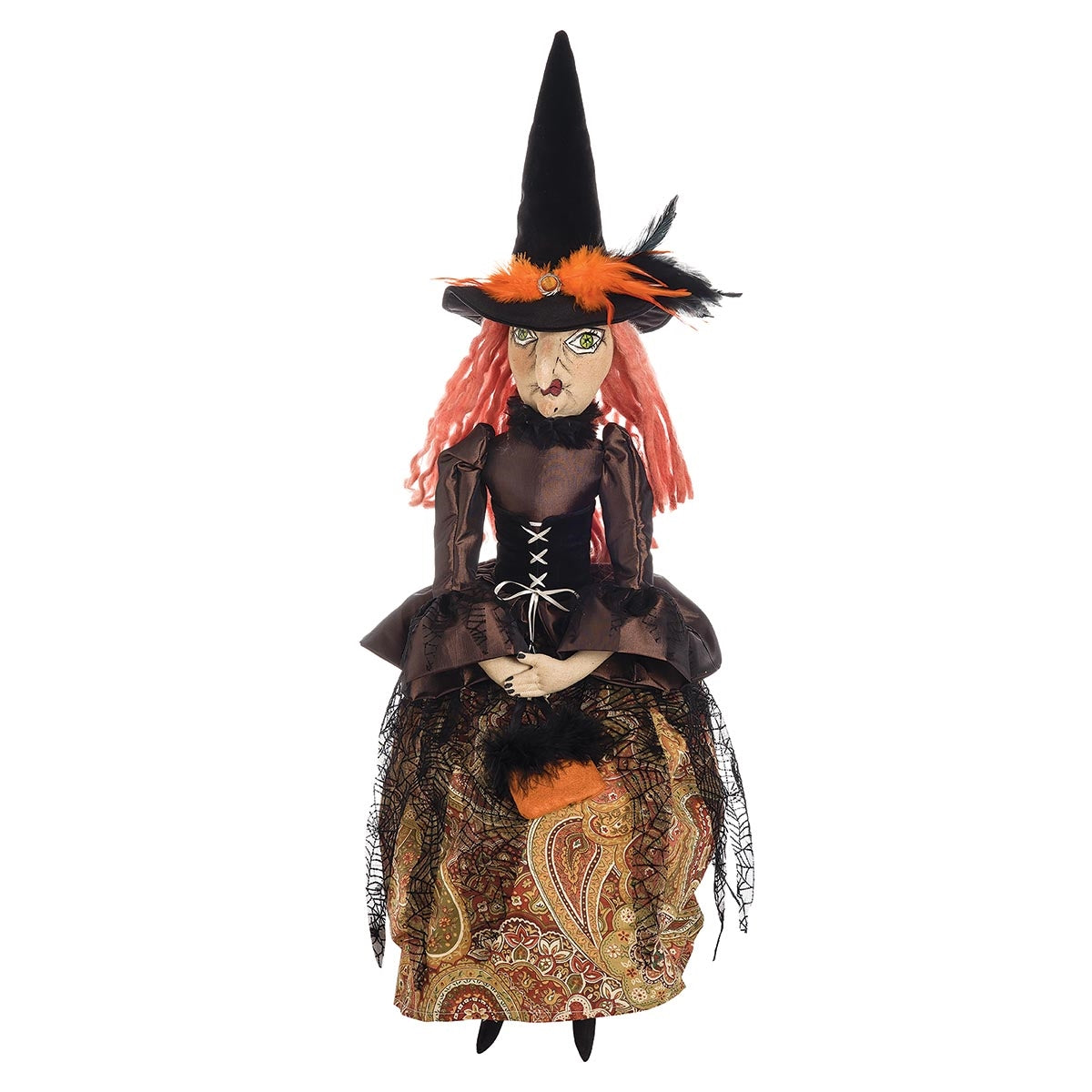 Elfreda Witch Doll - Joe Spencer Halloween 2019