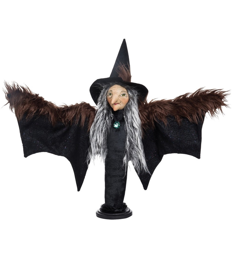 Joe Spencer Evangeline Bat Witch