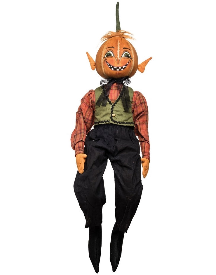 Joe Spencer Geoffrey Pumpkin Boy