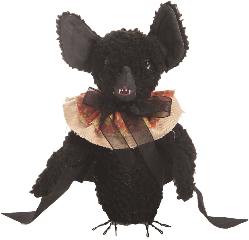 Joe Spencer Grover Bat - Cloth Doll