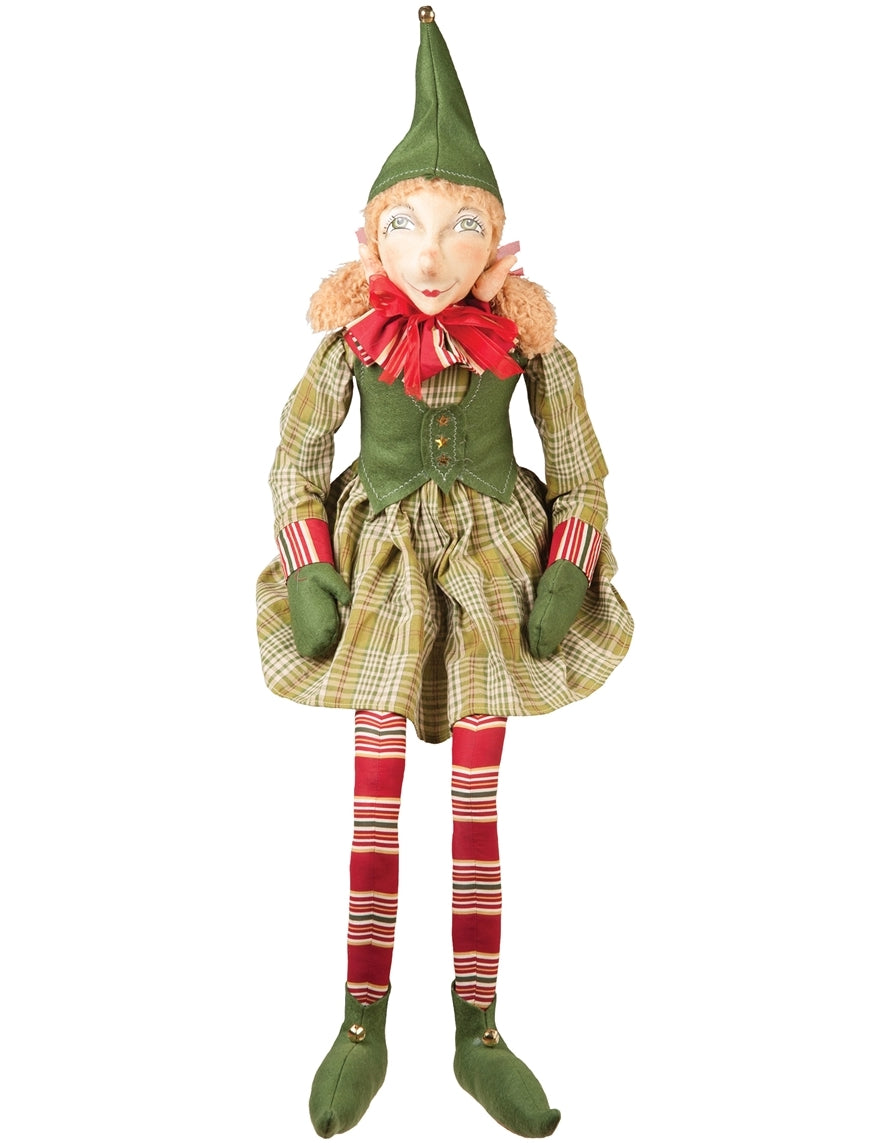 Joe Spencer Helena Elf Doll