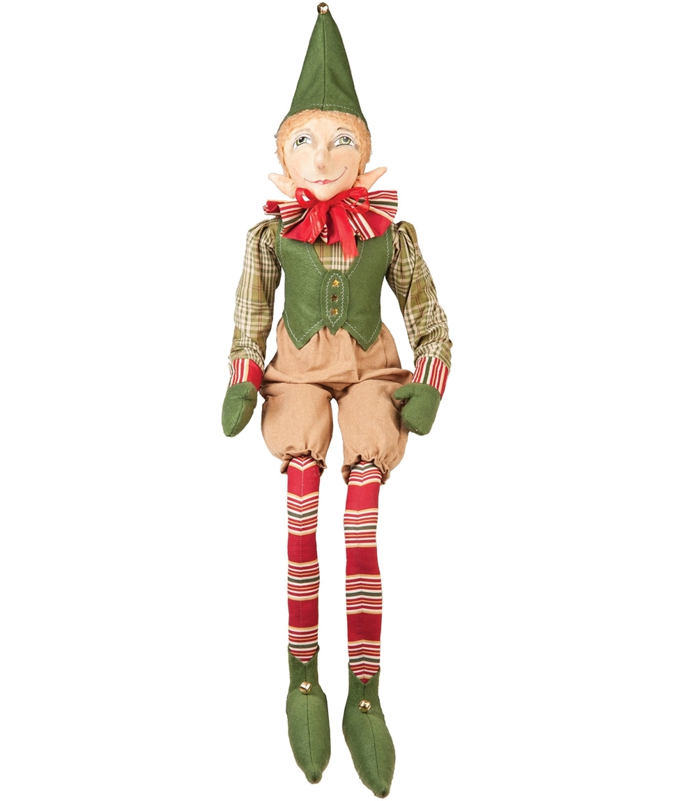 Joe Spencer Hugh Elf Doll