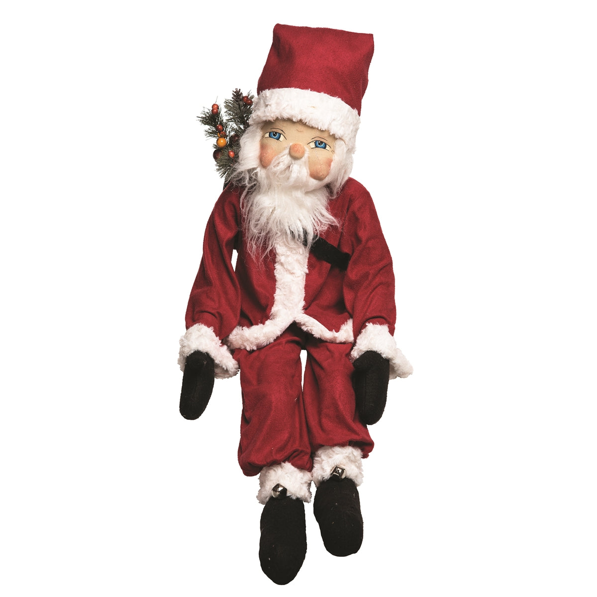 Joe Spencer Jonas Santa Doll