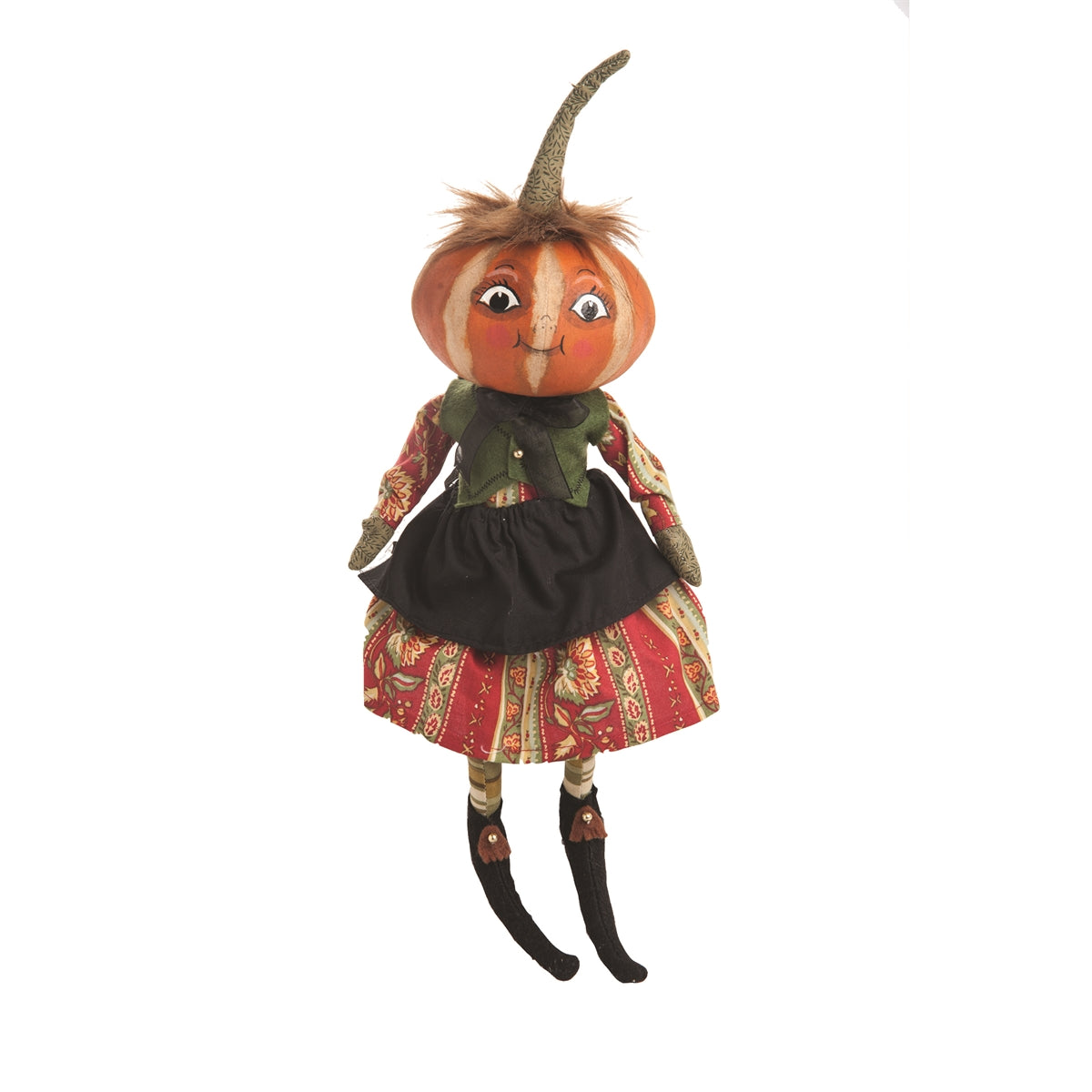 Joe Spencer Kimberly Pumpkin Head Doll