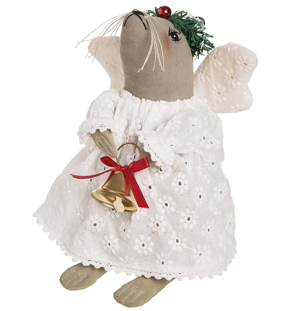 Joe Spencer Macy Mouse Angel Doll
