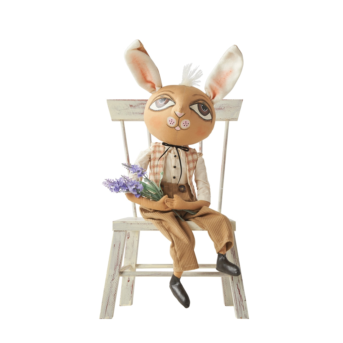 Joe Spencer Wilbur Woodland Rabbit Doll