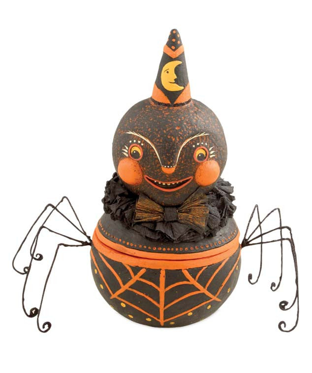 Johanna Parker Snyder the Spider Halloween Candy Bowl